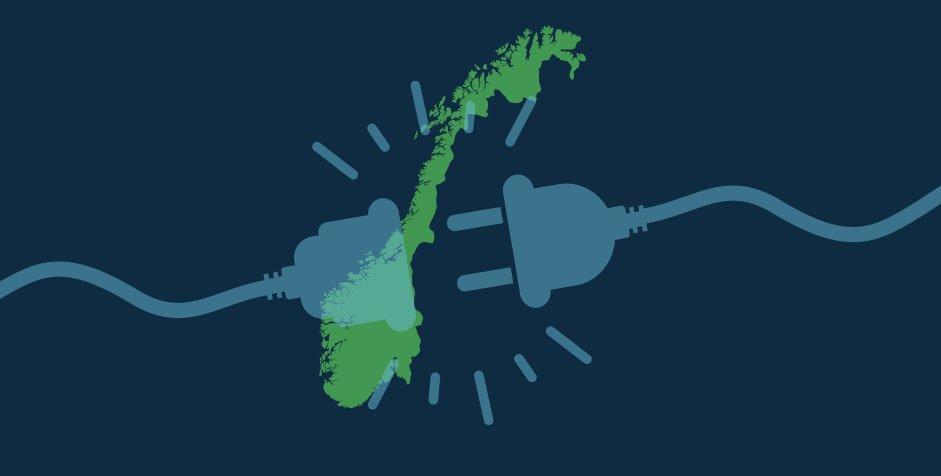 Strømforbruket i Norge